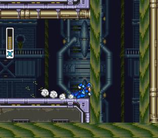 Mega Man X3 SNES 086