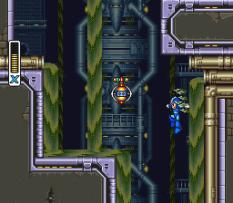 Mega Man X3 SNES 087