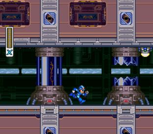 Mega Man X3 SNES 089