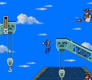 Mega Man X3 SNES 100
