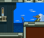 Mega Man X3 SNES 107