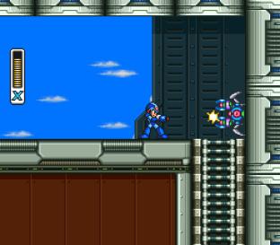 Mega Man X3 SNES 108