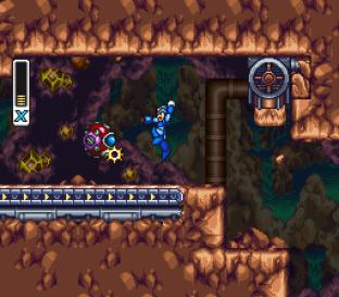 Mega Man X3 SNES 119