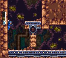 Mega Man X3 SNES 120
