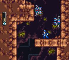 Mega Man X3 SNES 121