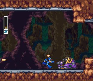 Mega Man X3 SNES 122