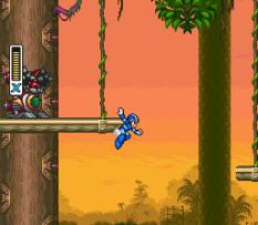 Mega Man X3 SNES 131