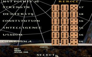 Menzoberranzan PC DOS 07