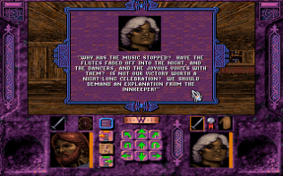 Menzoberranzan PC DOS 08