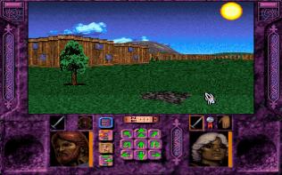 Menzoberranzan PC DOS 16