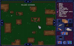 Menzoberranzan PC DOS 17