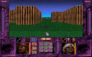 Menzoberranzan PC DOS 18