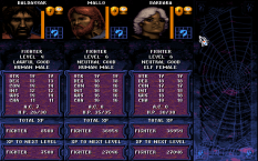 Menzoberranzan PC DOS 23