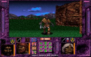 Menzoberranzan PC DOS 24