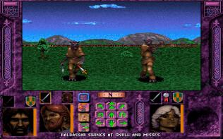 Menzoberranzan PC DOS 26
