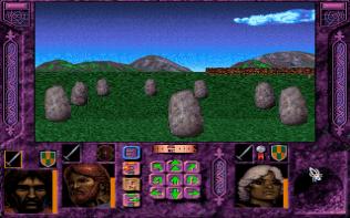 Menzoberranzan PC DOS 27