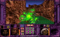 Menzoberranzan PC DOS 33