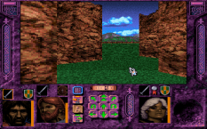 Menzoberranzan PC DOS 34