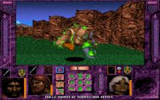 Menzoberranzan PC DOS 35