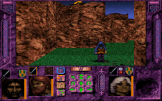 Menzoberranzan PC DOS 36
