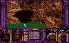Menzoberranzan PC DOS 50