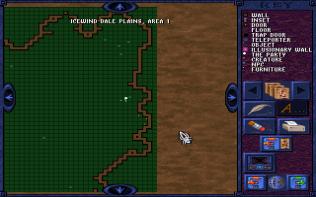 Menzoberranzan PC DOS 53