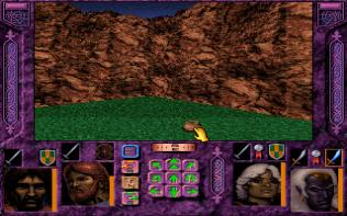 Menzoberranzan PC DOS 54