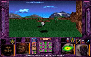 Menzoberranzan PC DOS 62