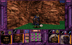 Menzoberranzan PC DOS 63