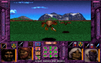 Menzoberranzan PC DOS 64