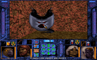 Menzoberranzan PC DOS 81