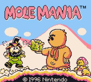 Mole Mania Game Boy 01
