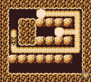 Mole Mania Game Boy 34