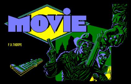 Movie Amstrad CPC 01