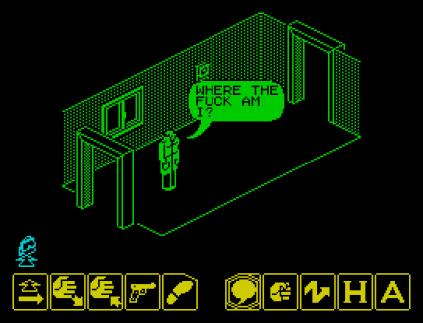 Movie ZX Spectrum 86