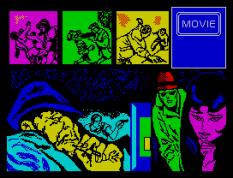 Movie ZX Spectrum 88