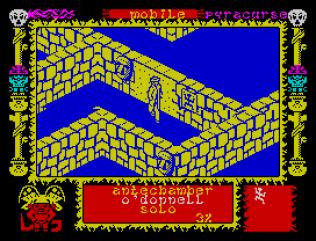 Pyracurse ZX Spectrum 10