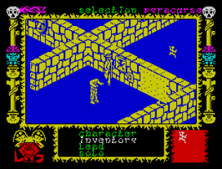 Pyracurse ZX Spectrum 11