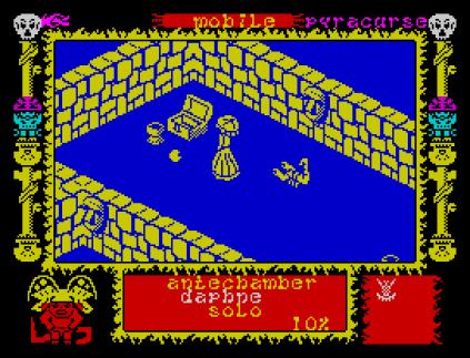 Pyracurse ZX Spectrum 20
