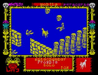 Pyracurse ZX Spectrum 21