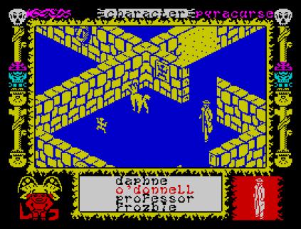 Pyracurse ZX Spectrum 23