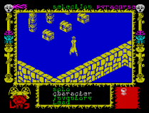Pyracurse ZX Spectrum 28
