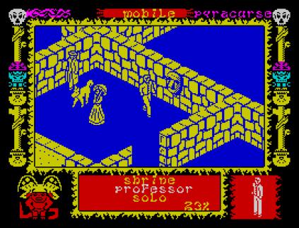 Pyracurse ZX Spectrum 31