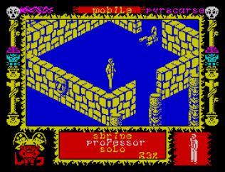 Pyracurse ZX Spectrum 32