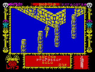 Pyracurse ZX Spectrum 33