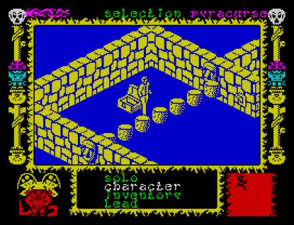 Pyracurse ZX Spectrum 34
