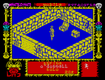 Pyracurse ZX Spectrum 36