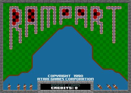 Rampart Arcade 01