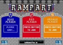 Rampart Arcade 06