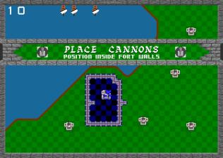 Rampart Arcade 10